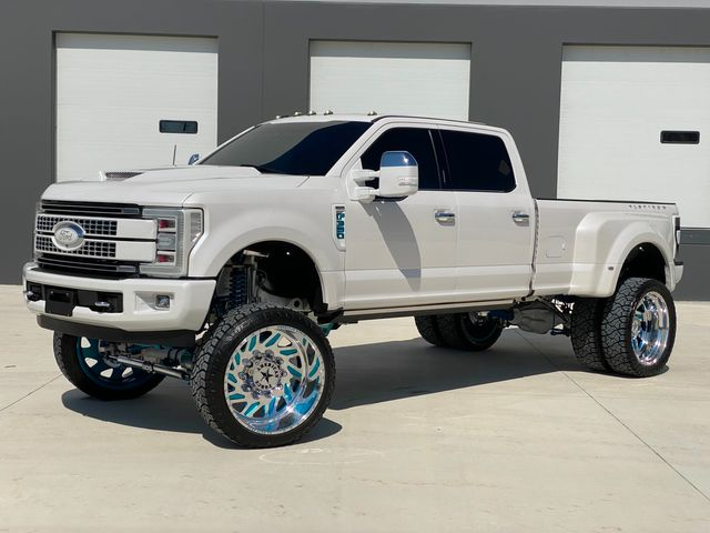 2017 Ford F350 Drw 6.7l DIESEL 4X4 PLATINUM FRAME -OFF BUILD BEST OF BEST in Woodbury, New Jersey 08093