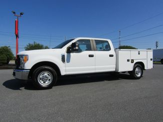 2017 Ford F350 Crew Cab 2wd with New 8' Knapheide Utility Bed in Lancaster, PA, PA 17522
