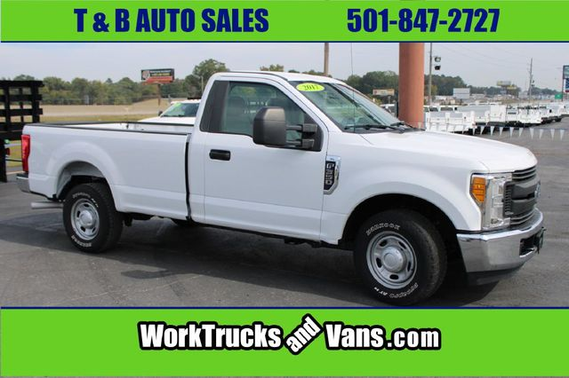 2017 Ford F350 SUPERDUTY XL REG CAB 4X2 PICKUP