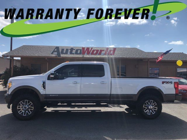 2017 Ford F350SD King Ranch 4X4