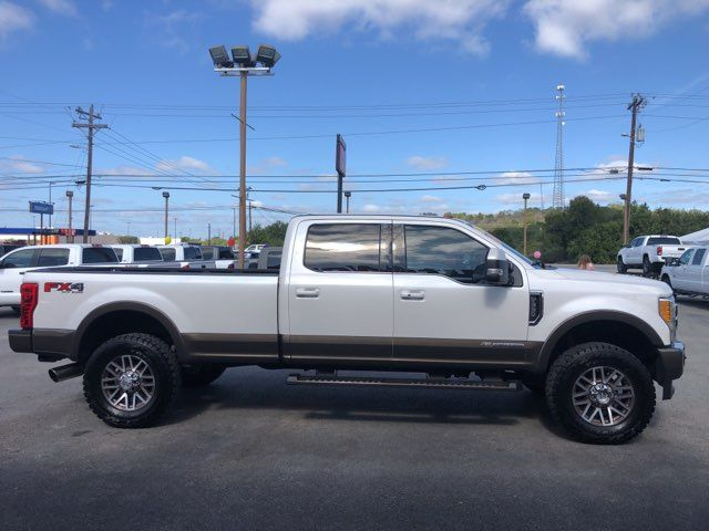 2017 Ford F350SD King Ranch 4X4 in Marble Falls, TX 78654