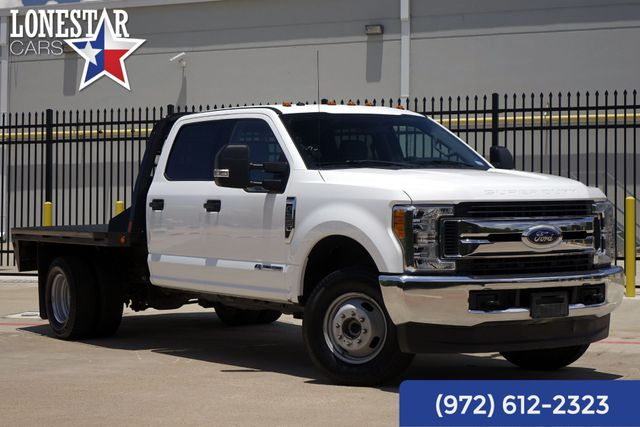 2017 Ford F350SD XLT 4x4 Flat Bed Diesel Warranty