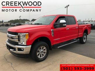 2017 Ford Super Duty F-350 SRW 250 FX4 Lariat 4x4 Diesel Red NewTires 20s Nav in Searcy, AR 72143