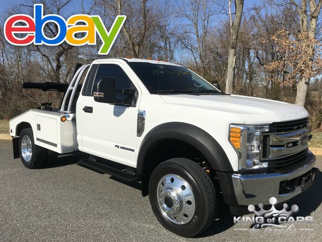 2017 Ford F450 Xl Self Loader WRECKER 6.7L DIESEL 29K MILES 1-OWNER