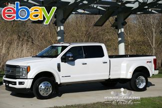 2017 Ford F450crew Drw Platinum 6.7L DIESEL 7K MILES 1-OWNER 4X4 MINT in Woodbury New Jersey, 08096