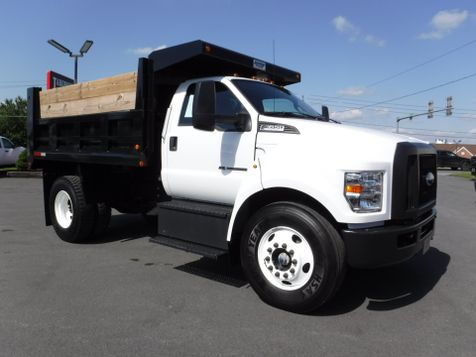 2017 Ford F650 11FT Dump Truck Non CDL in Ephrata, PA