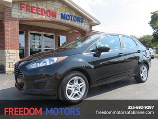 2017 Ford Fiesta in Abilene Texas