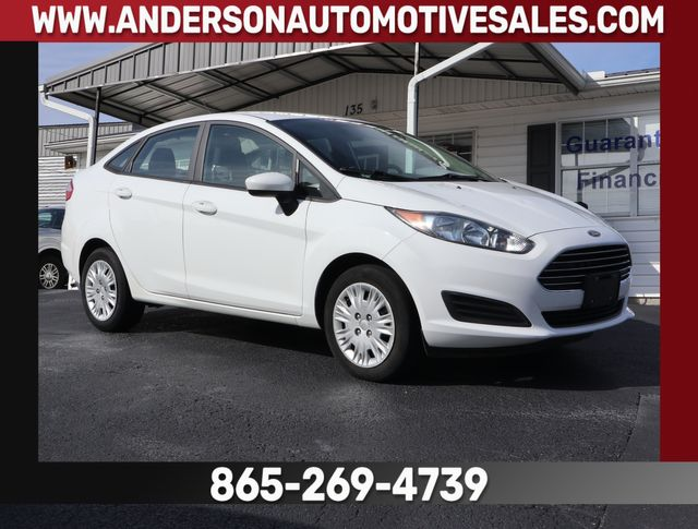 2017 Ford Fiesta S in Clinton, TN 37716