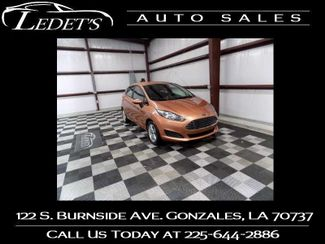 2017 Ford Fiesta in Gonzales Louisiana