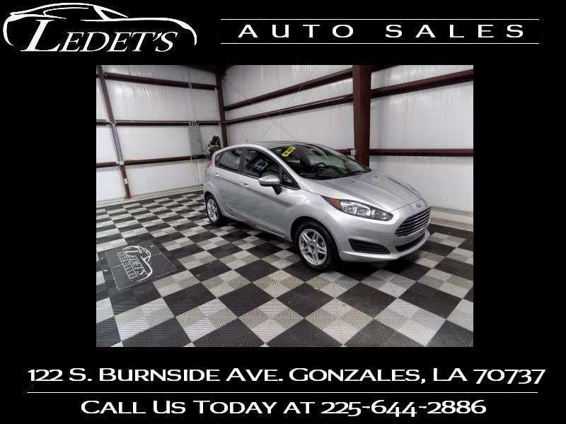 2017 Ford Fiesta SE - Ledet's Auto Sales Gonzales_state_zip in Gonzales Louisiana