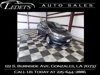 2017 Ford Fiesta SE - Ledet's Auto Sales Gonzales_state_zip in Gonzales