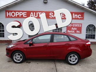 2017 Ford Fiesta SE | Paragould, Arkansas | Hoppe Auto Sales, Inc. in  Arkansas