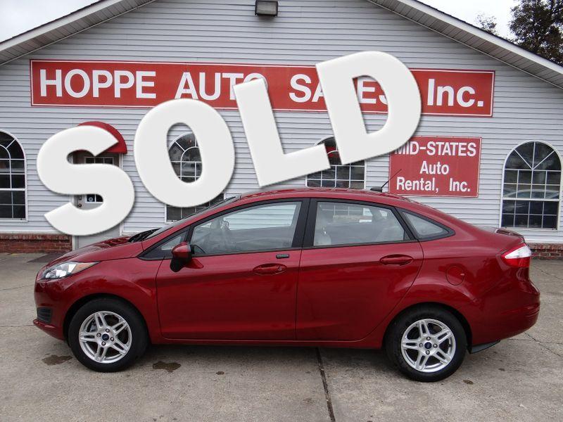 2017 Ford Fiesta SE   Paragould, Arkansas   Hoppe Auto Sales, Inc. in Paragould Arkansas