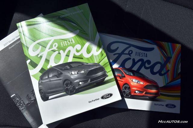 2017 Ford Fiesta SE Waterbury, Connecticut 29