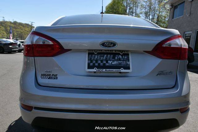 2017 Ford Fiesta SE Waterbury, Connecticut 5