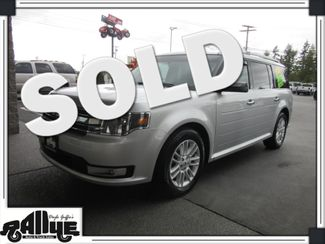 2017 Ford Flex SEL AWD in Burlington, WA 98233