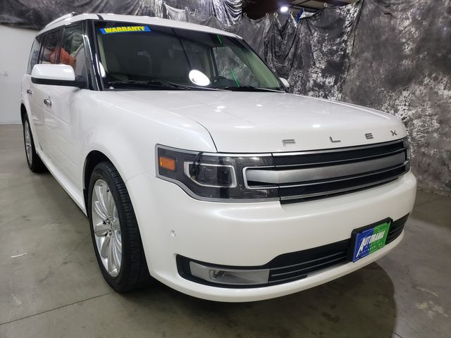 2017 Ford Flex Limited EcoBoost in Dickinson, ND 58601