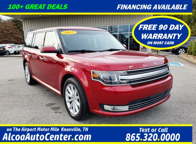 2017 Ford Flex Limited FWD w/Navigation