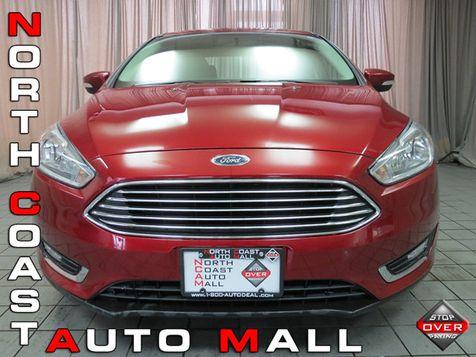 2017 Ford Focus Titanium in Akron, OH