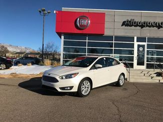 2017 Ford Focus Titanium in Albuquerque, New Mexico 87109
