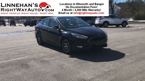 2017 Ford Focus SEL in Bangor