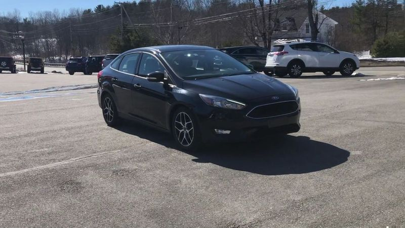2017 Ford Focus SEL  in Bangor, ME