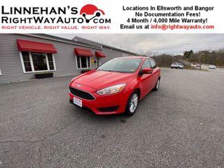 2017 Ford Focus SE in Bangor, ME 04401
