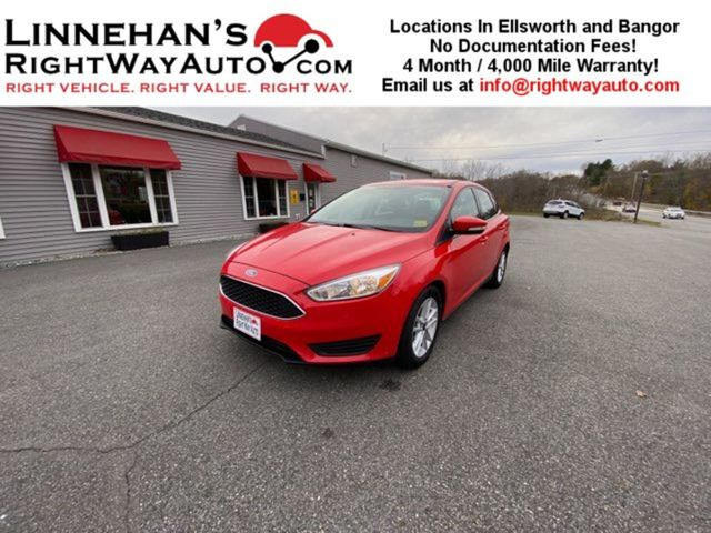 2017 Ford Focus SE in Bangor, ME 04401