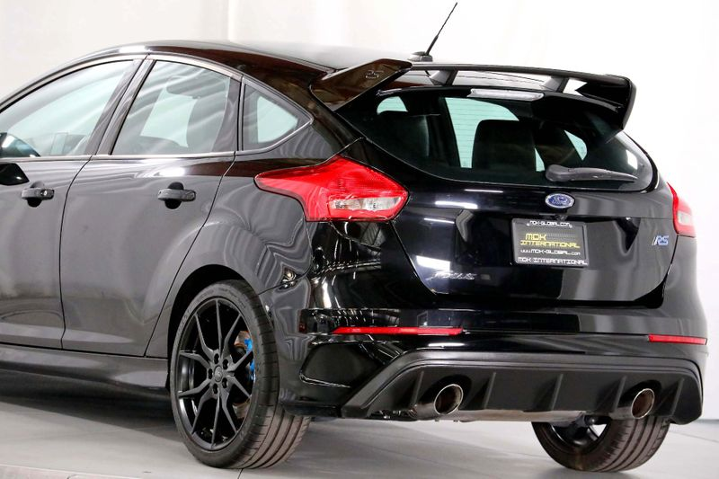2017 Ford Focus RS- RS2 pkg - Nav - Forged 19 wheels  city California  MDK International  in Los Angeles, California