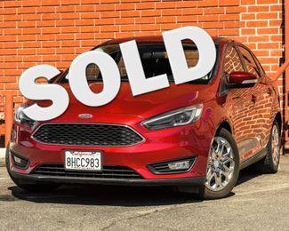 2017 Ford Focus SE Burbank, CA