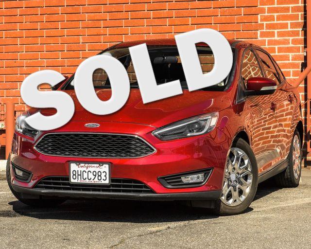 2017 Ford Focus SE Burbank, CA 0