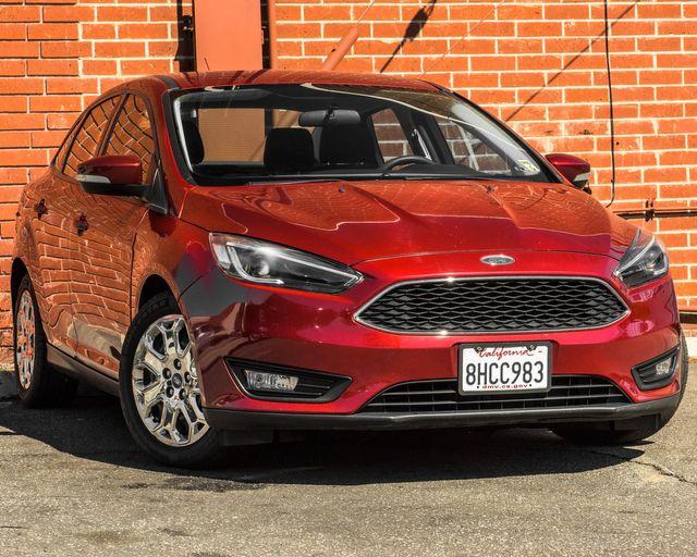 2017 Ford Focus SE Burbank, CA 2