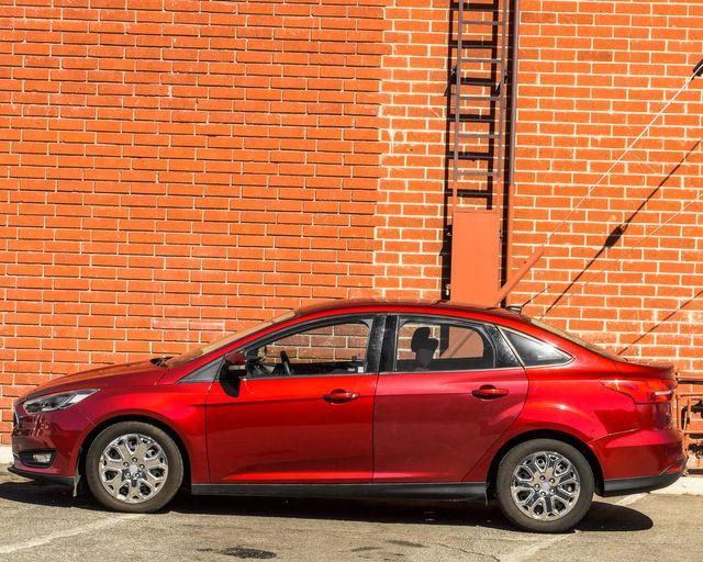 2017 Ford Focus SE Burbank, CA 4