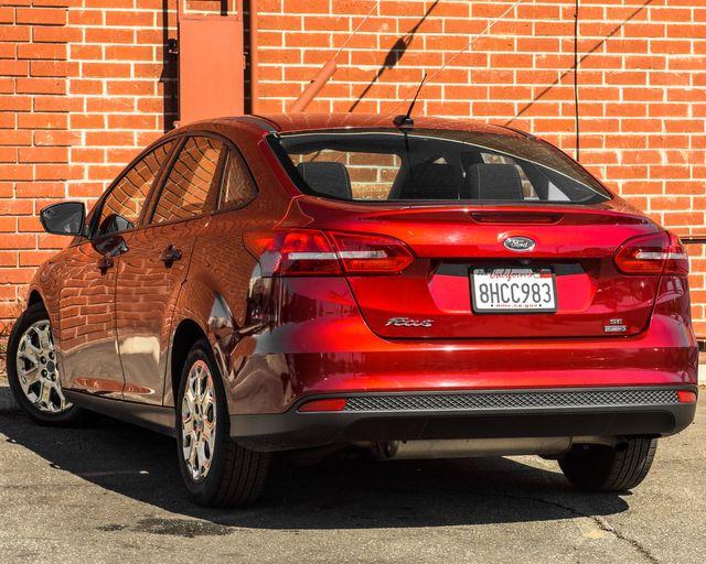 2017 Ford Focus SE Burbank, CA 5