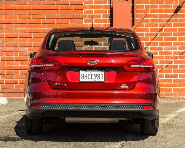 2017 Ford Focus SE Burbank, CA 6