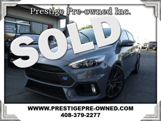 2017 Ford Focus RS (*AWD*) (*RARE COLOR*) (*FACTORY WARRANTY*)  in Campbell CA