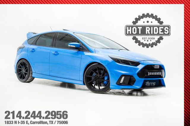 2017 Ford Focus RS Show Car With Many Upgrades