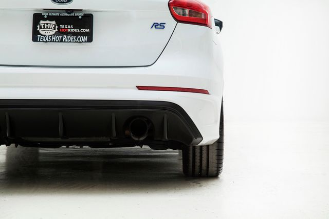 2017 Ford Focus RS With Upgrades in TX, 75006