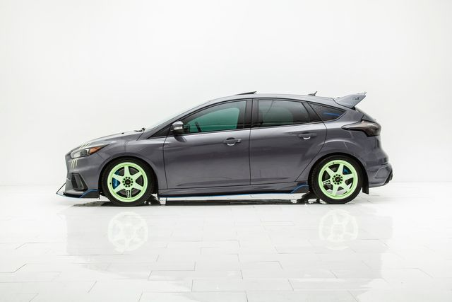 2017 Ford Focus RS RS2 Showstopper With Many Upgrades in Carrollton, TX 75001