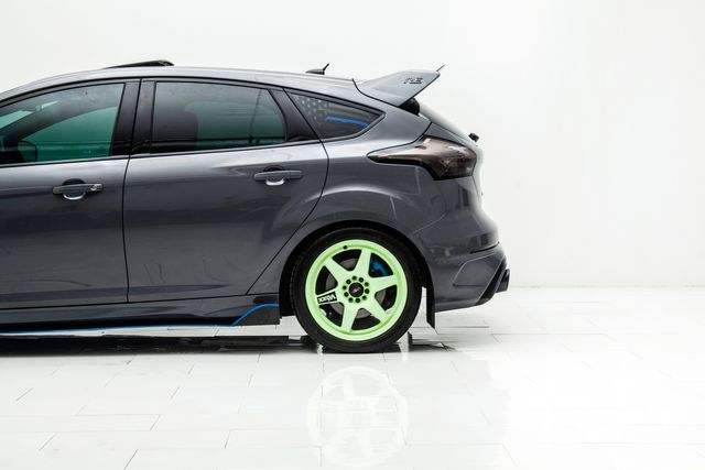 2017 Ford Focus RS RS2 Showstopper With Many Upgrades in Carrollton, TX 75006