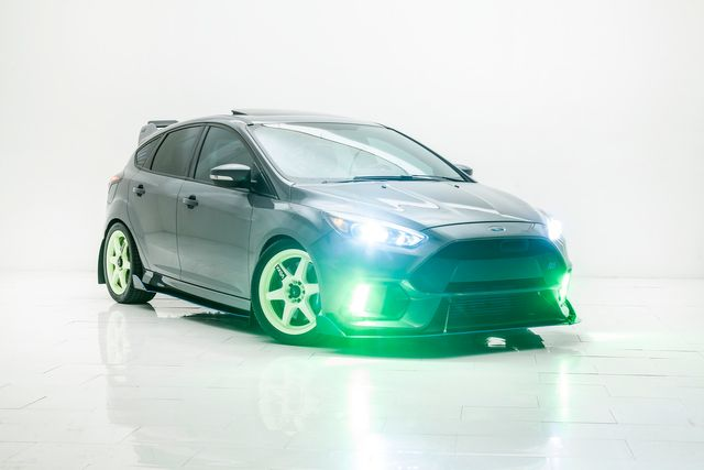 2017 Ford Focus RS RS2 Showstopper With Many Upgrades in Addison, TX 75001