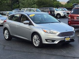 2017 Ford Focus Titanium | Champaign, Illinois | The Auto Mall of Champaign in Champaign Illinois