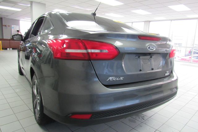2017 Ford Focus SE W/ BACK UP CAM Chicago, Illinois 5