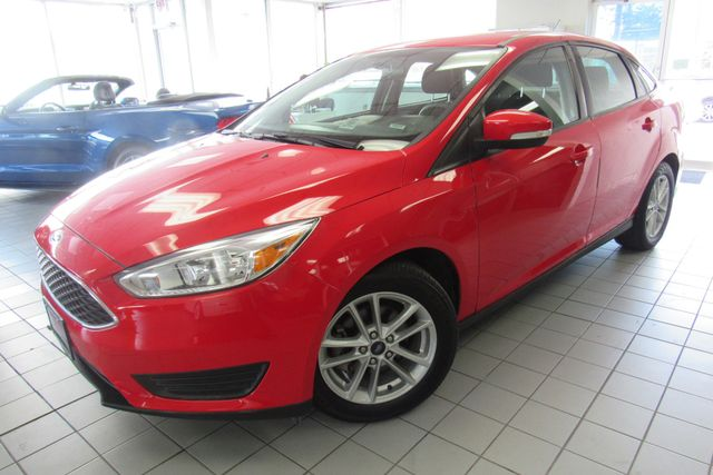 2017 Ford Focus SE W/ BACK UP CAM Chicago, Illinois 2