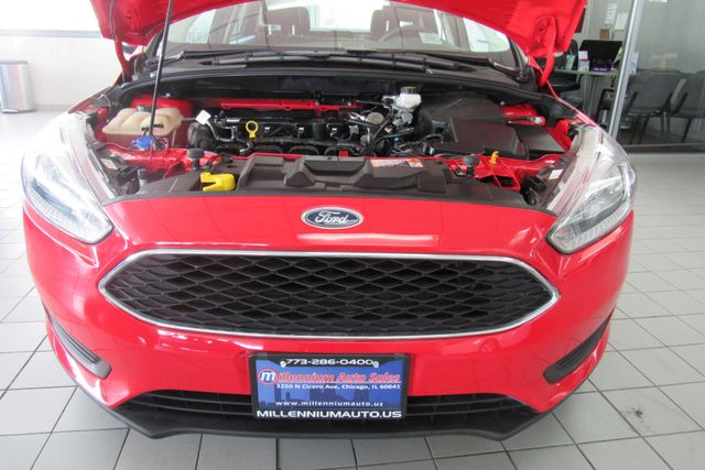 2017 Ford Focus SE W/ BACK UP CAM Chicago, Illinois 31
