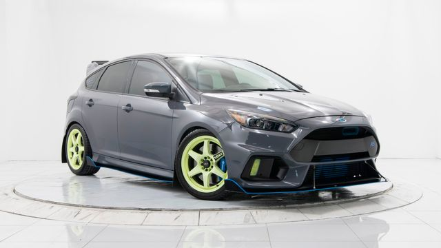 2017 Ford Focus RS with Many Upgrades in Dallas, TX 75229
