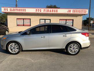 2017 Ford Focus Titanium in Devine, Texas 78016