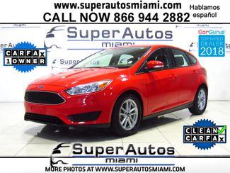 2017 Ford Focus SE in Doral FL, 33166