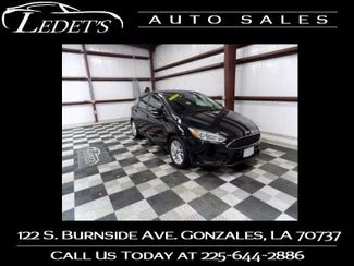 2017 Ford Focus in Gonzales Louisiana