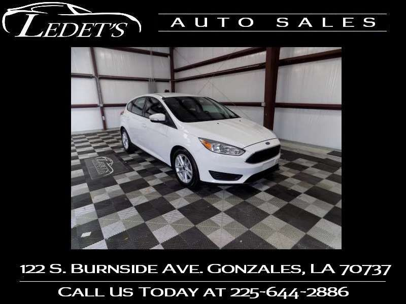2017 Ford Focus SE - Ledet's Auto Sales Gonzales_state_zip in Gonzales Louisiana